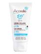 Acorelle solaire spf50 crème bébé bio t/50ml