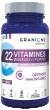 22 VITAMINES défenses immunitaires